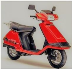 Honda 80 Scooter