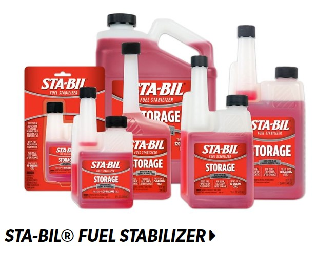 Gas Fuel Stabilizer