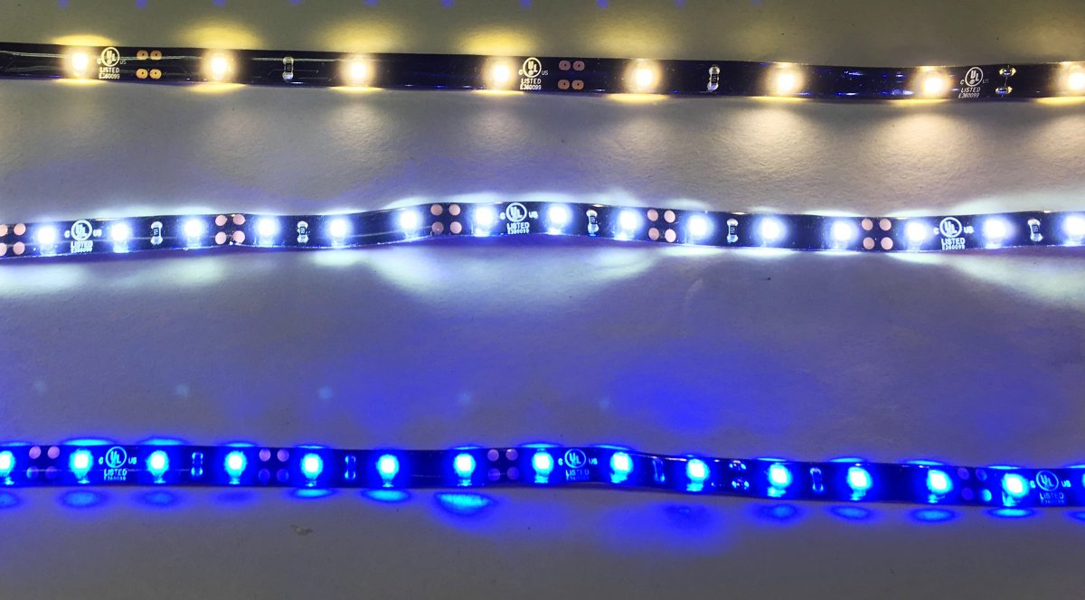 LED Strip Lighting Array