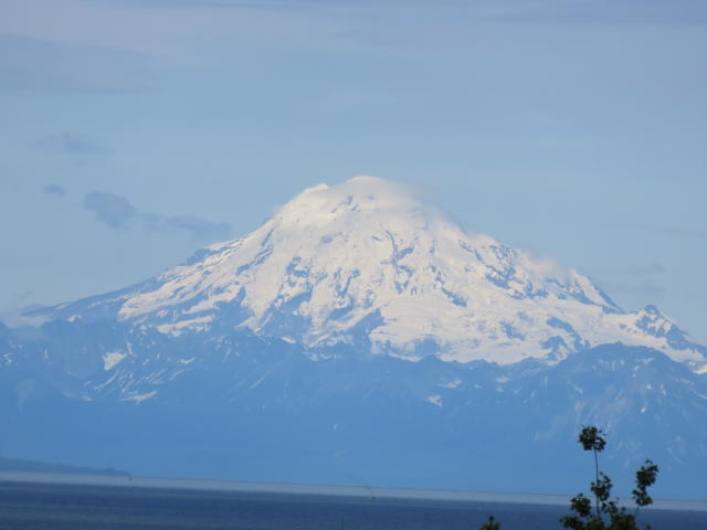 Mount Redoubt - An Active Volcano