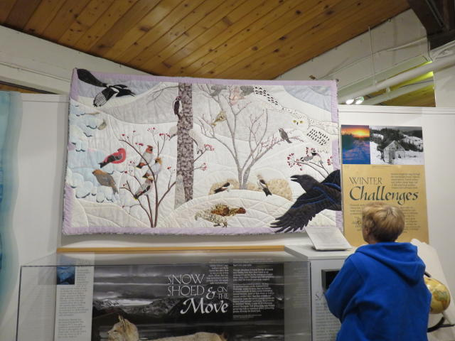 A beautiful Nature Scene Quilt
