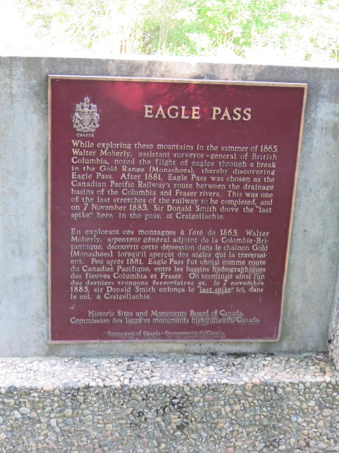 Eagle Pass Plaque