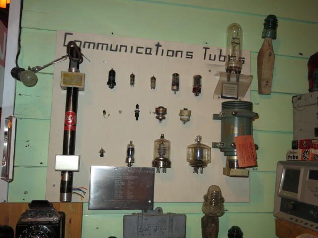A Selection of Radio Tubes