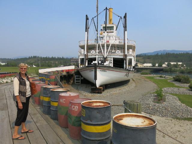 The SS Klondike